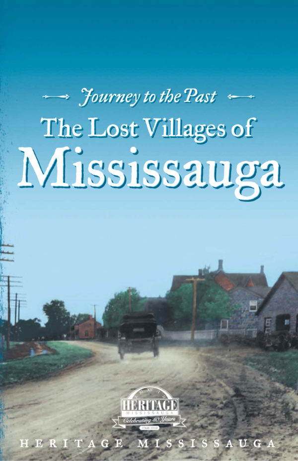 Book – Lost Villages