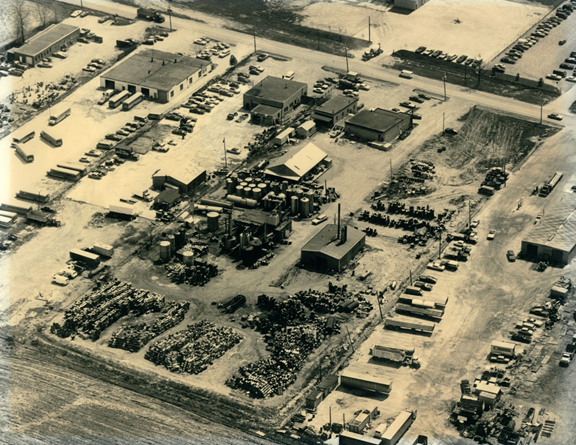Fielding Chemicals 1964