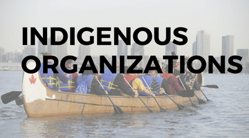 Indigenous Organizations
