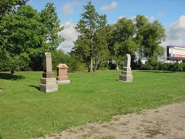 Derry West Cemetery