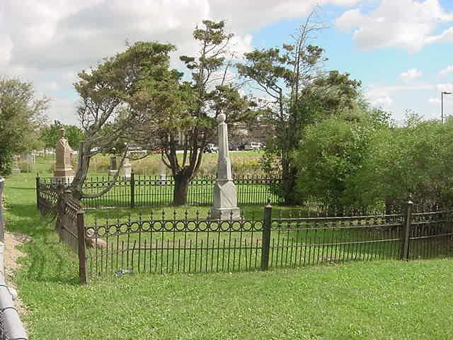 Trinity Wesleyan Methodist Cemetery – Hanlan