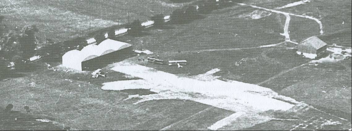 Aerodrome, Lakeview, c1920