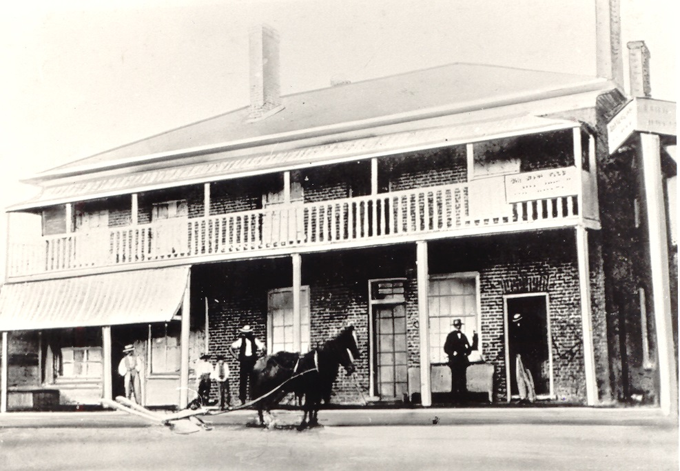 Atlantic Hotel – Dixie, c1900