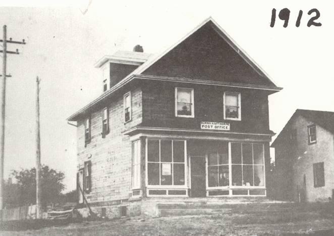 Burnhamthorpe – Former General Store – c1900