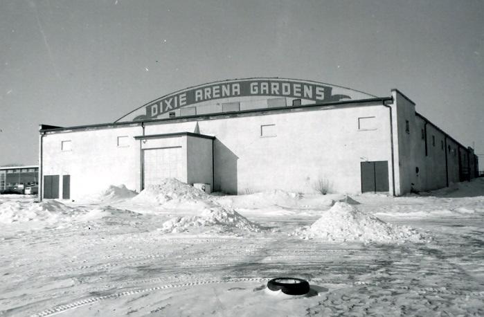 Dixie Arena Gardens, 1949