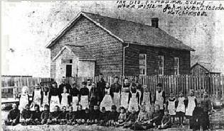 Elmbank Public School c1910
