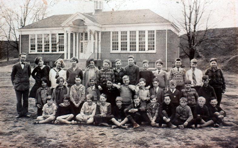 Erindale Public School, c1924