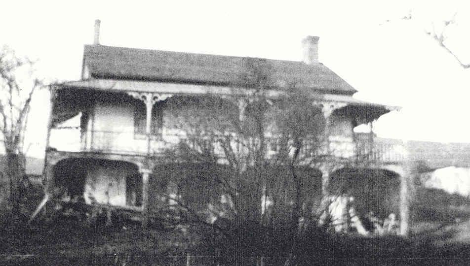 Irvine House, Mount Charles, c1900
