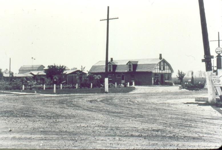 Malton – Four Corners, c1940