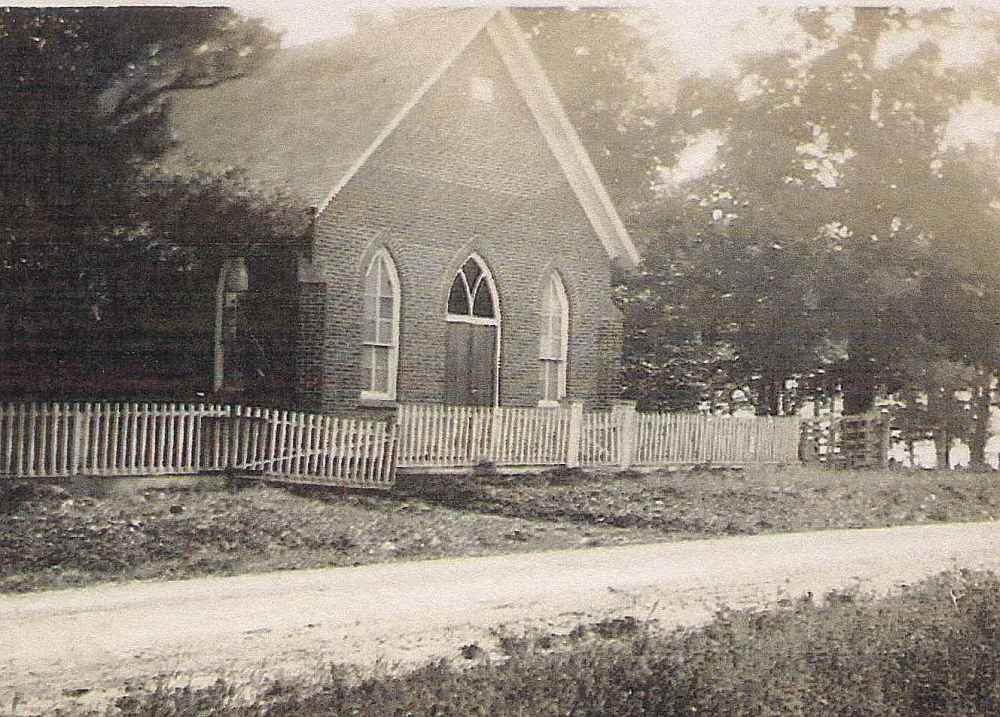 McCurdy's Church – Derry Road, c1900