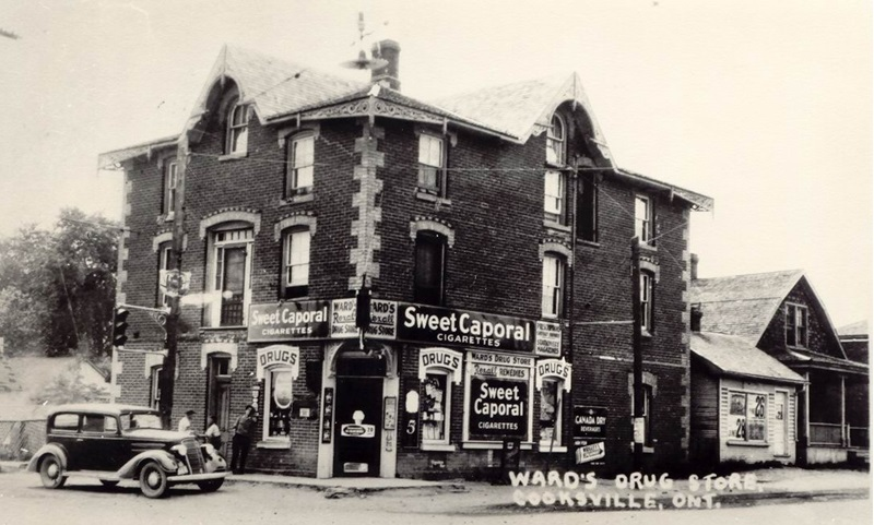 Revere House, Cooksville, c1940