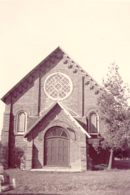 Richview Methodist Church, c1915