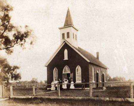 St. Peter's Roman Catholic Church c1900