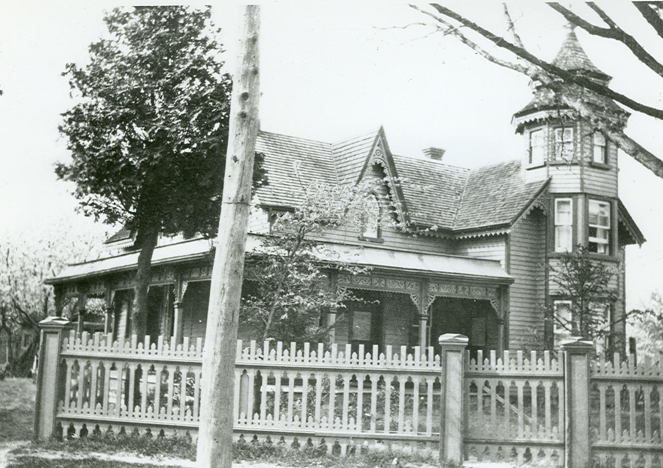 Tower House – Denison House, c1900, Lorne Park