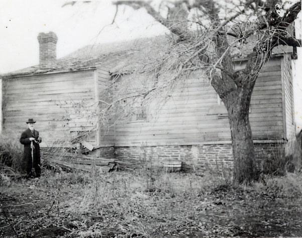 Bradley House, Original Location2