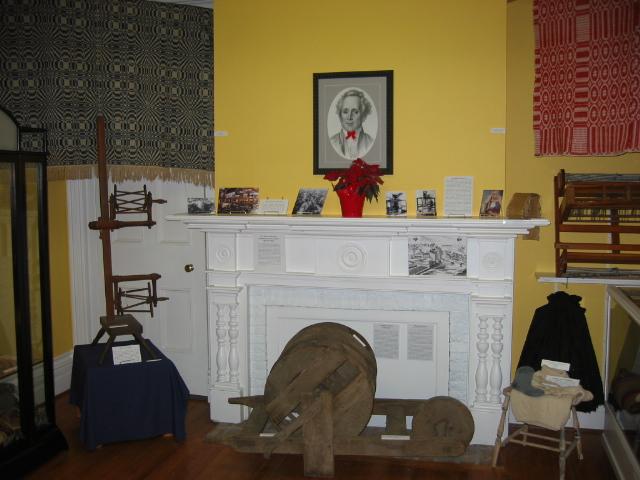 From Ewe To Yarn Exhibit Exhibit