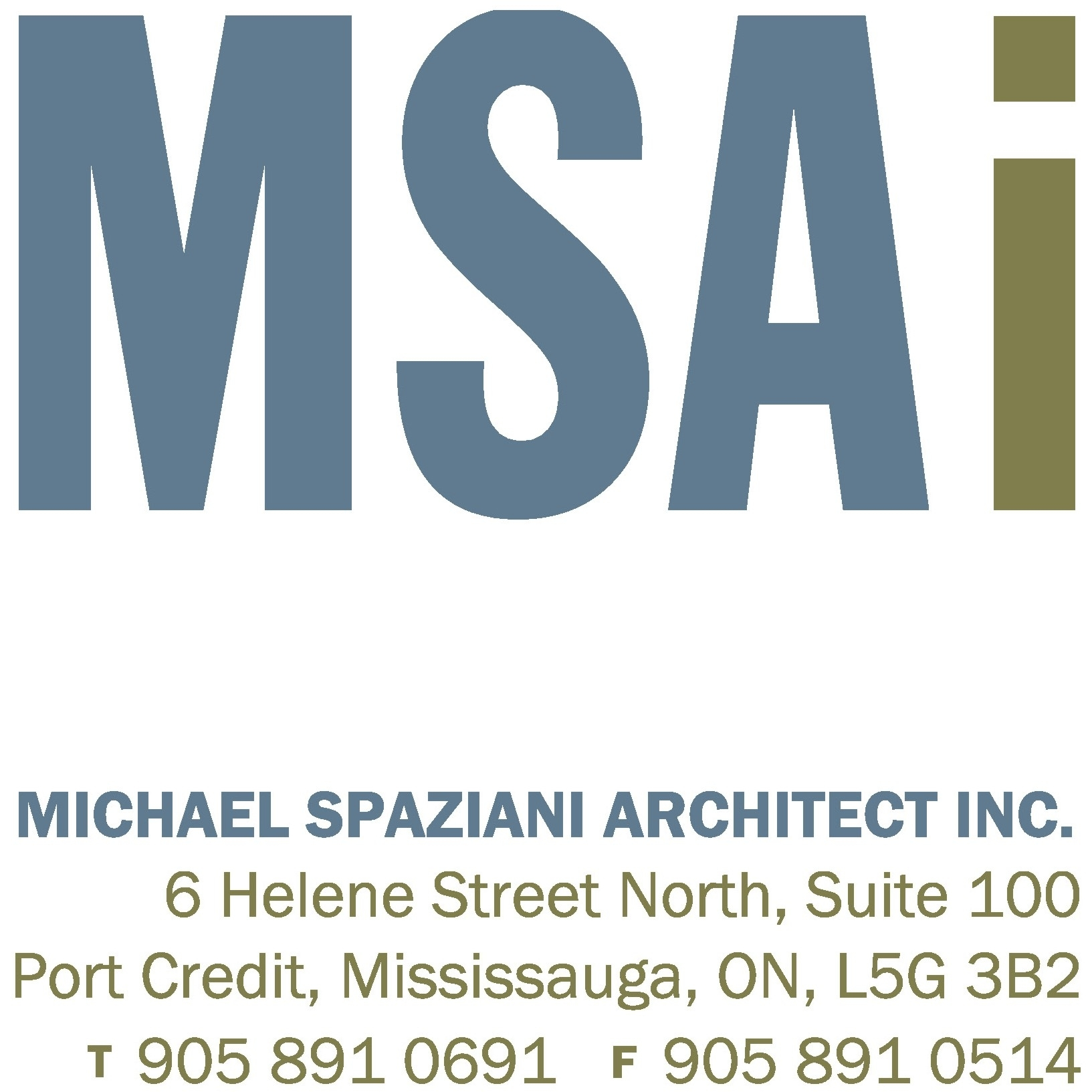 MSAi Logo from MS